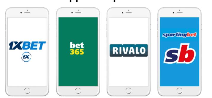 Quais os melhores aplicativos para apostar?
